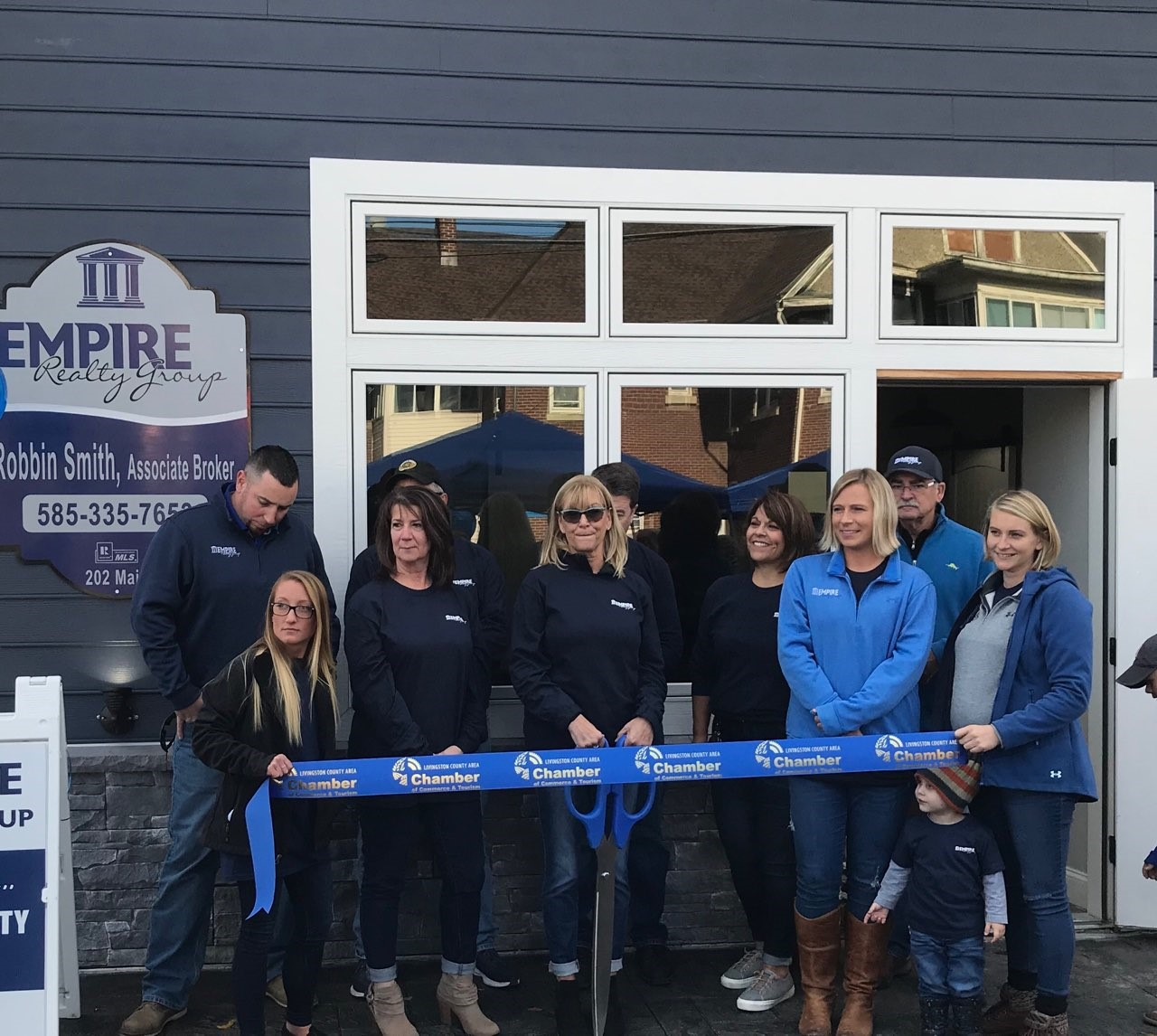 Empire Realty Group Grand Opening